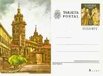 Sellos de Europa - España -  Tarjeta Entero Postal Edifil T124 Teruel 13 NUEVO