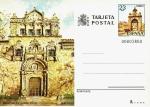 Sellos de Europa - España -  Tarjeta Entero Postal Edifil T128 Hosp. Sta. Cruz Toledo 23 NUEVO