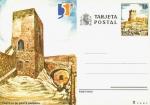 Sellos del Mundo : Europa : España : Tarjeta Entero Postal Edifil T149 Castillo Santa Bárbara Alicante 18 NUEVO