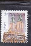 Sellos de Europa - Polonia -  CATEDRAL DE GNIEZNO