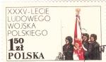 Stamps Poland -  XXXV ANIVERSARIO