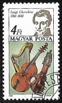 Stamps : Europe : Hungary :  Luigi Cherubini