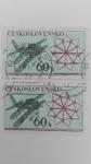 Sellos de Europa - Checoslovaquia -  Avion Historico