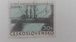 sellos de Europa - Checoslovaquia -  Aurora