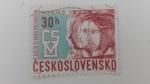 Stamps Czechoslovakia -  Poblacion