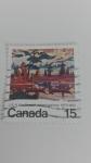 Sellos del Mundo : America : Canadá : J.E.H. Mc.Donald