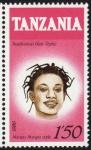 Stamps Africa - Tanzania -  COL-PEINADO