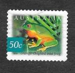 Sellos de Oceania - Australia -  2159 - Rana