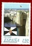 Sellos del Mundo : Europa : España : Edifil 3534 Ceuta 150 NUEVO
