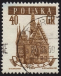 Stamps : Europe : Poland :  RES-WROCTAW