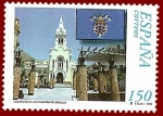 Stamps : Europe : Spain :  Edifil 3535 Melilla 150 NUEVO