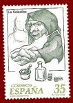 Stamps : Europe : Spain :  Edifil 3538 La Celestina 35 NUEVO
