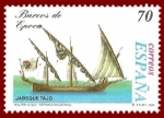 Stamps : Europe : Spain :  Edifil 3541 Jabeque Tajo 70 NUEVO