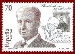 Stamps : Europe : Spain :  Edifil 3551 José Luis Sánchez-Toda 70 NUEVO
