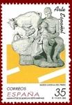 Stamps : Europe : Spain :  Edifil 3553 Hermanitos de leche 35 NUEVO