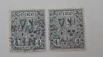 Stamps Ireland -  Escudo/simbolo
