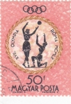 Stamps : Europe : Hungary :  OLIMPIADA DE ROMA