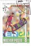 Stamps : Europe : Hungary :  MUNDIAL DE  FUTBOL ITALIA