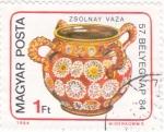 Stamps : Europe : Hungary :  ARTESANÍA