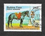 Sellos de Africa - Burkina Faso -  729 - Exposición Mundial de Filatelia Argentina´85