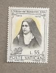 Stamps Europe - Vatican City -  S. Teresa del niño Jesus