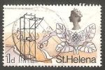 Sellos del Mundo : Europa : Reino_Unido : St. Helena - 196 - Elizabeth II, desarrollo eléctrico