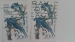 Stamps America - United States -  Audobon