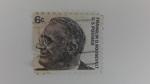 Stamps America - United States -  Franklin Roosevelt