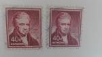 Stamps America - United States -  John Marshall