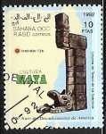 Stamps : Africa : South_Africa :  Cultura Maya