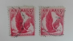 Stamps America - United States -  Aguila