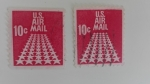 Stamps America - United States -  50 Star Runway