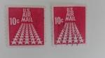 Sellos de America - Estados Unidos -  50 Star Runway