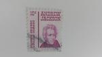 Stamps America - United States -  Andrew Jackson