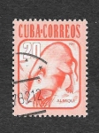 Stamps of the world : Cuba :  Fauna