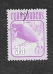 Stamps Cuba -  Fauna