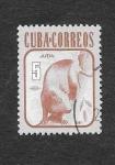 Sellos de America - Cuba -  2459 - Fauna