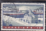 Stamps : Europe : Greece :  PANORÁMICA PUERTO