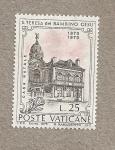 Sellos del Mundo : Europa : Vaticano : Santa Teresa del niño Jesus