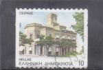 Stamps : Europe : Greece :  EDIFICIO