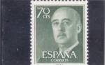 de Europa - España -  GENERAL FRANCO (36)