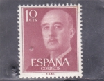 Stamps : Europe : Spain :  GENERAL FRANCO (36)