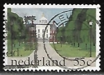 "Stamps : Europe : Netherlands :  Royal palaces ""Huis Ten Bosch"""