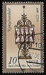 Stamps : Europe : Germany :  Relojes