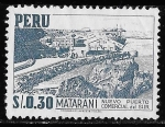 Stamps of the world : Peru :  Perú-cambio