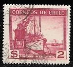 de America - Chile -  Chile-cambio