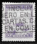 Stamps of the world : Chile :  Chile-cambio