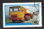 de Europa - Rumania -  Vehículos de motor rumanos