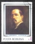 Stamps Europe - Romania -  Pinturas de Grigurescu