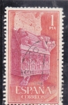Stamps : Europe : Spain :  MONASTERIO DE POBLET (36)